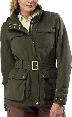 Craghoppers Nosilife Safari Womens Jacket - Green Bestellingen Zijn Welkom.