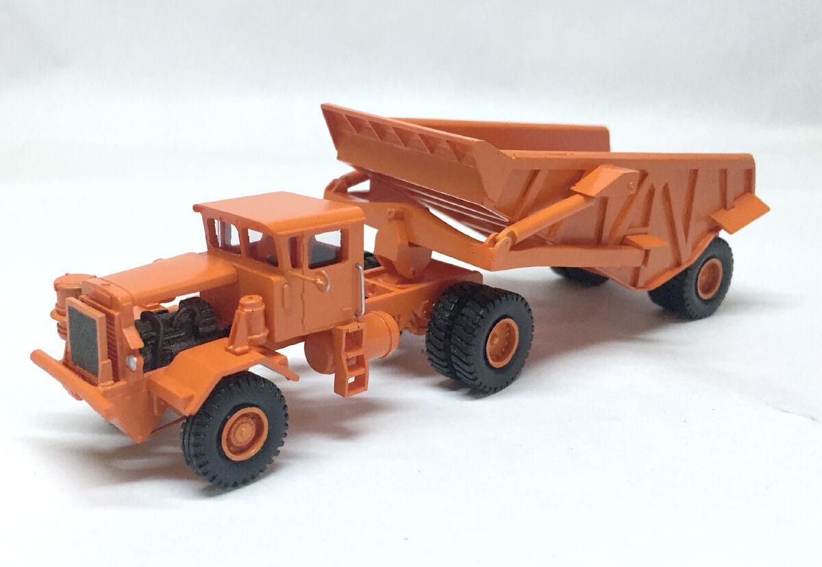 Ho 1 87 Kw Dart 50 EDT REMOLQUE BASCULANTE TRASERO modelo de resina-Ready Made