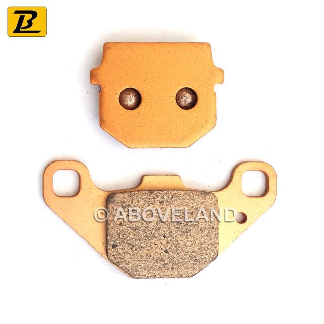 FRONT Sintered Brake For Pads SUZUKI CR 50 DC