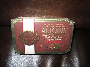 Dark Chocolate Altoids Discontinued