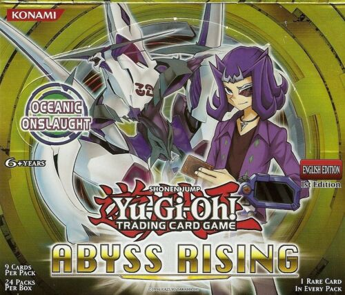 Noble Arms Arfeudutyr ABYR-EN086 Silver Rare Yu-Gi-Oh Card 1st Edition New