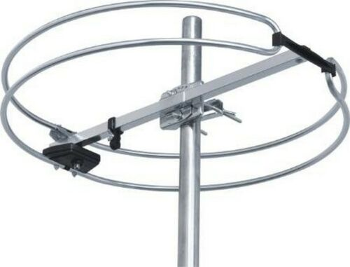 6-PACK Stellar Labs 30-2435 Outdoor Omnidirectional FM Antenna
