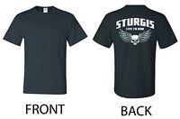 Sturgis - Pocket T-shirt - S To 5xl Harley Davidson Biker