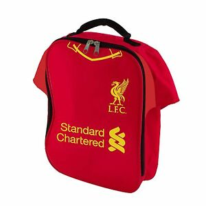 LIVERPOOL-FC-CHEMISE-SAC-REPAS-ISOTHERME-NEUF-FOOTBALL-ECOLE