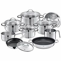 Wmf Silit Achat 14-pc Cookware Set, 18/10 Stainless Steel Cookware Set on sale