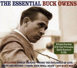 Buck-Owens-Essential-New-CD-UK-Import
