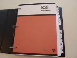 Case-1816-1816B-1816C-Uni-Loader-Skid-Steer-Service-Manual-Repair-Shop-NEW