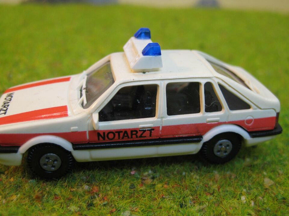 Modelbil, Rietze HO Tilbehør, skala 1:87