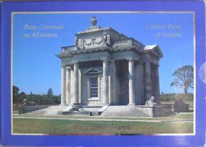 IRX2003.1 - COFFRET BU IRLANDE - 2003 - 1 cent à 2 euros