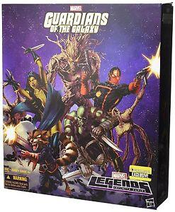 Guardians Of The Galaxy Édition Bande Dessinée Marvel Legends - Figurine Exclusif