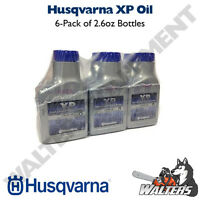6-pack Husqvarna Xp 2-cycle Oil | 2.6 Oz Bottles | 50:1
