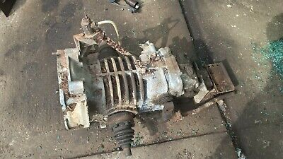 VW TYPE 2 T2 T25 6 RIB GEARBOX 1 9 PETROL | eBay