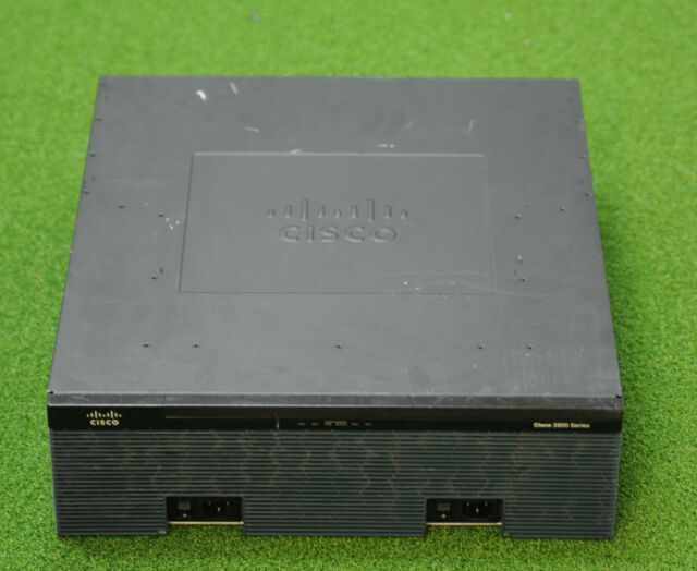 Cisco CISCO3925-SEC/K9 3925 Security Integrated Services Router -1 YEAR WARRANTY