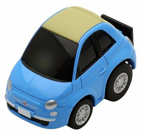 Chgold Q Zero Z-29a Fiat 500c (light bluee) From Japan