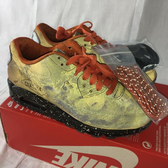 Nike Air Max 90 MARS Landing Youth Size 4.5 4.5Y Limited 3M Running Shoes NEW