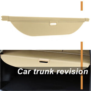 For-Range-Rover-Sport-08-2013-Rear-Trunk-Cargo-Cover-Security-Shield-Beige-Shade