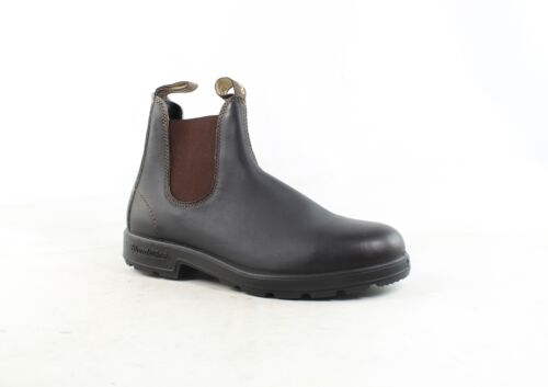 Blundstone Mens Black Ankle Boots Size 10.5 (12920