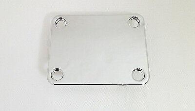 Neck plate Neckplate chrome