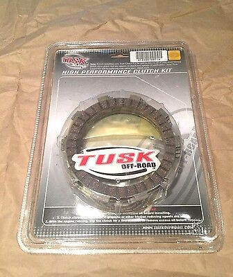 Honda ATC 250R 1986 Tusk Clutch Kit Steel /& Friction Plates