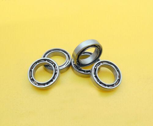 C/_A/_P Sealed Metal Shielded Ball Bearing SMR106K MR106 6x10x2.5mm Select grade