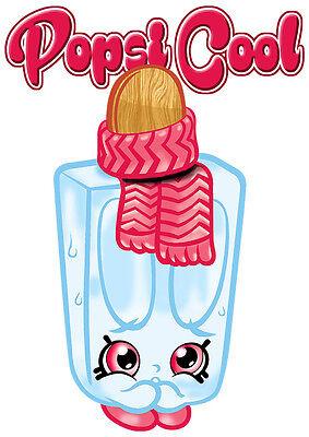 Shopkins /'Lippy Lips/' Boys Girls T-Shirt Ideal Gift//Present