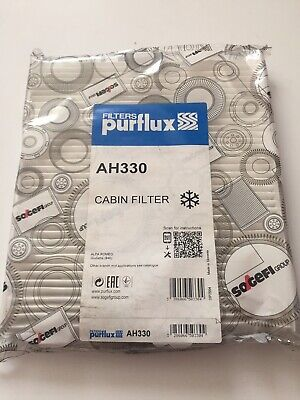Purflux AH330 filtre cabine