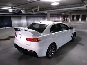 2008 Mitsubishi Evolution X MR