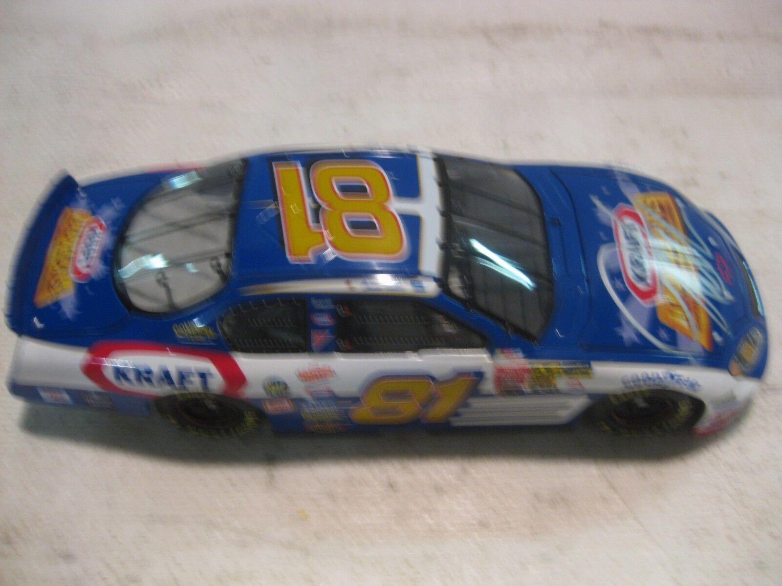 Nascar Jason Keller Kraft Monte Carlo 124 Scale Diecast Action 2003 dc653