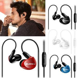 super bass stereo in ear earphone sport headset. Black Bedroom Furniture Sets. Home Design Ideas
