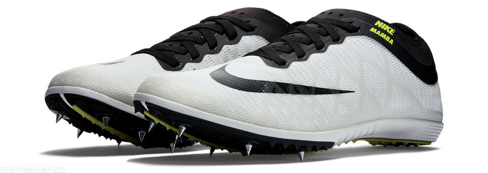 Nike  Zoom Mamba 3 Steeplechase Track scarpe Dimensione 10 Style 706617 -106 MSRP  ordinare on-line