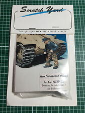 NEW CONNECTION MODELS NCPR 03 - DEUTSCHER Pz - MECHANIKER 3 MIT BRESCHEISEN 1/35