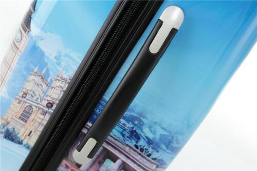 Design valise voyage valise coque rigide valise trolley 66cm 70l motif BB aérien