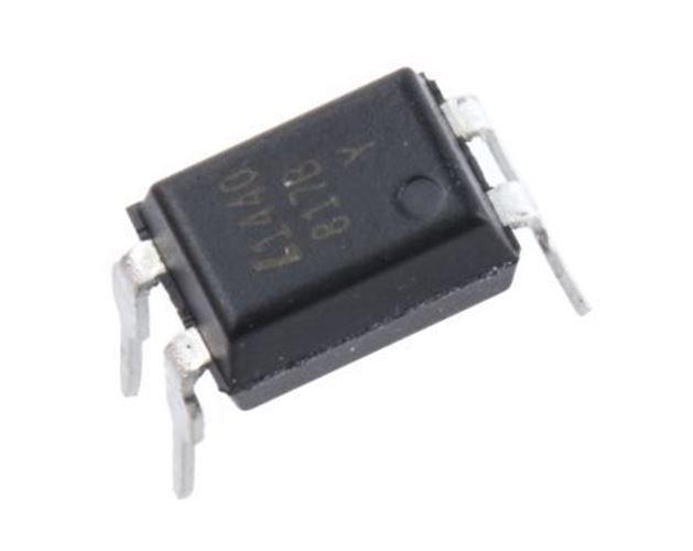 Lite-On LTV-817-B DC Input Transistor Output Optocoupler, Through Hole, 4-Pin PD