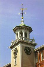 Postcard MA Massachusetts Lowell Boott Cotton Mills Clock Tower Unused MINT