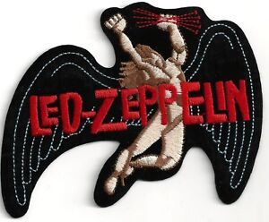 LED-ZEPPELIN-ANGEL-IRON-or-SEW-ON-PATCH