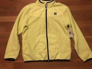 5c3a664075f3 Fila Youth Jacket Sz 14 16 Nwt Fleece