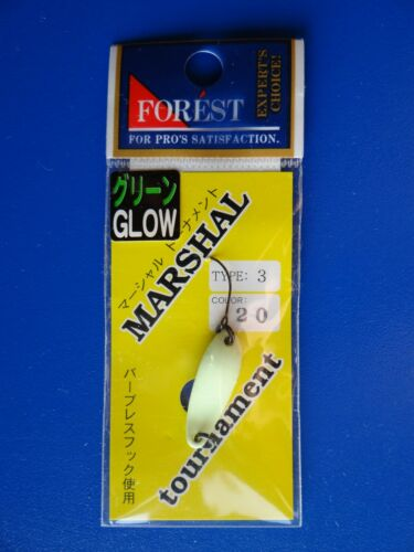 Forest Marshal Tournament Type 3 1.5 g different colors