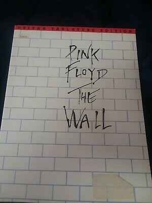 Pink floyd guitar tab book