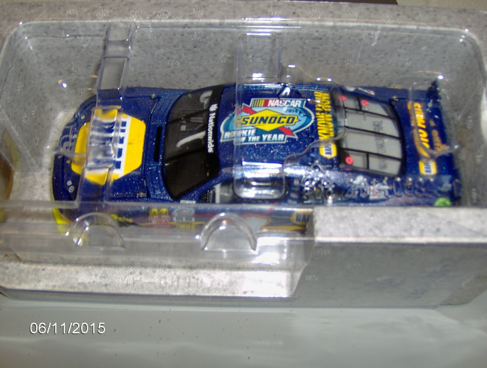 2015 Action Lionel CHASE ELLIOTT Nationwide 2014 ROOKIE OF THE YEAR Napa 1 24th