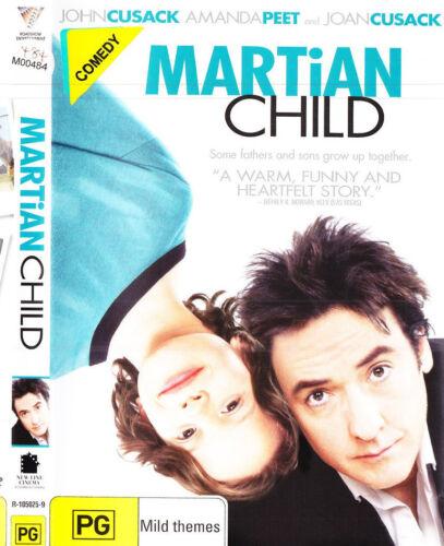 1 of 1 - Martian Child (DVD, 2011) R4 Ex Rental