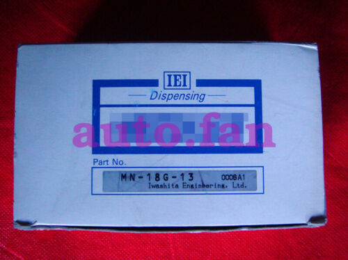 10PCS one box Applicable for MN-18G-13 dispenser stainless steel needle IEI