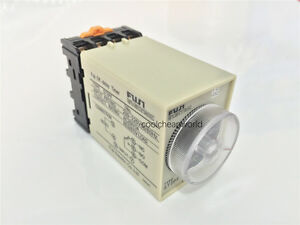 STPF DC V Min Power Off Delay Timer Time Relay VDC - Power off relay