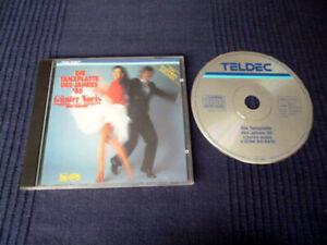 CD Günter Noris Die Tanzplatte des Jahres 1985 ADTV Standardtanz Cha Cha Rumba