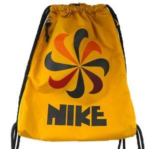 buy best to buy website for discount Details about Sportbeutel Nike Sportswear Heritage BA5806 752 gelb Beutel  Sack Tasche Bag