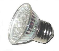 12 pcs of LED light bulb 21 LEDs Warm White Color e27 medium base