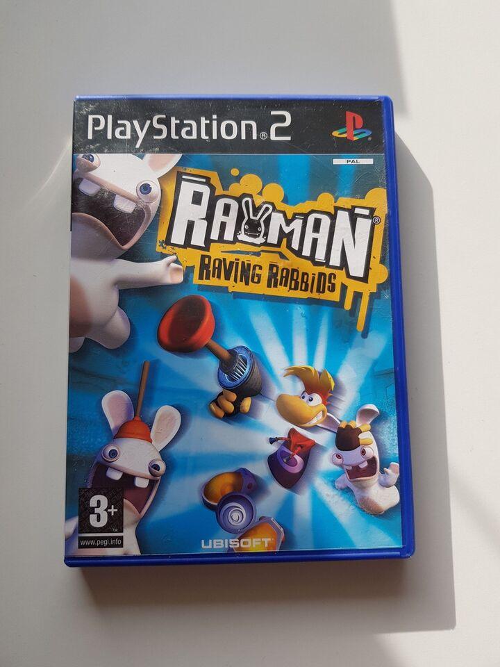 Rayman, PS2