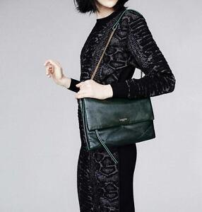 New-Lanvin-pre-fall-2014-Snake-Black-Print-Stretch-Kint-Dress-S-uk-8-10