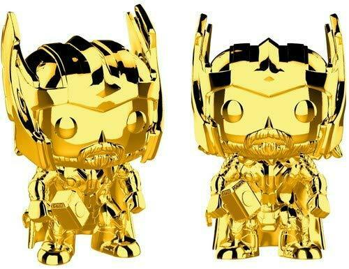 FUNKO POP Marvel - Thor gold - Vinyl Figure NUOVO NEW  NSF3