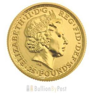 Image Is Loading Best Value Quarter Ounce Britannia Gold Coins