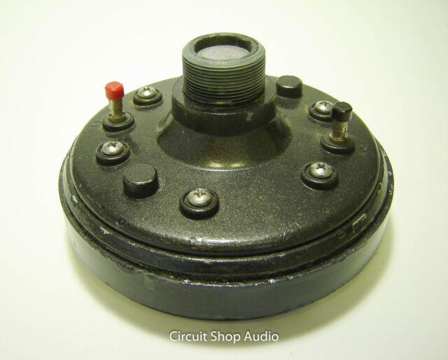EV / Electro Voice DH2MT Compression Driver -- 8 Ohm -- #3 -- TX2